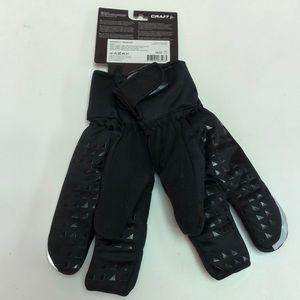 Siberian 2.0 split finger gloves